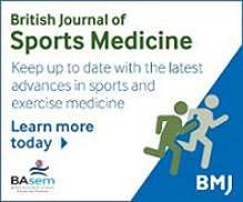 British Journal of Sports Medicine official ECOSEP journal