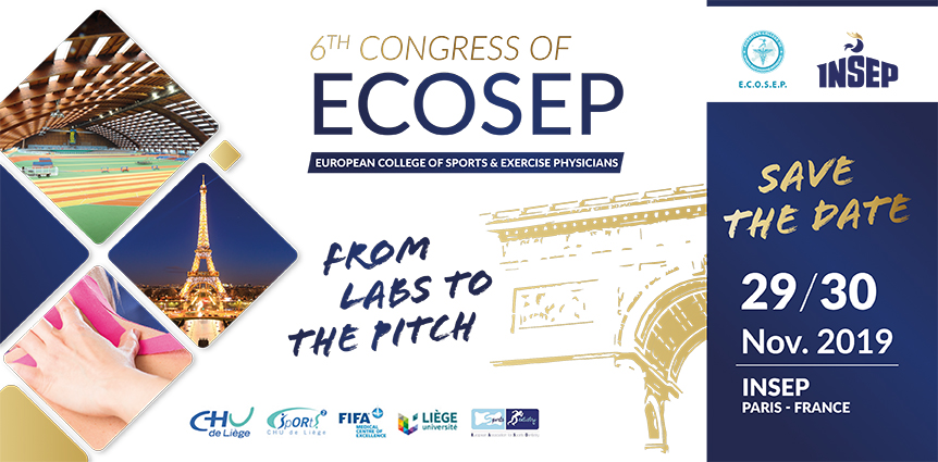 6th ECOSEP CONGRESS 29th-30th November 2019