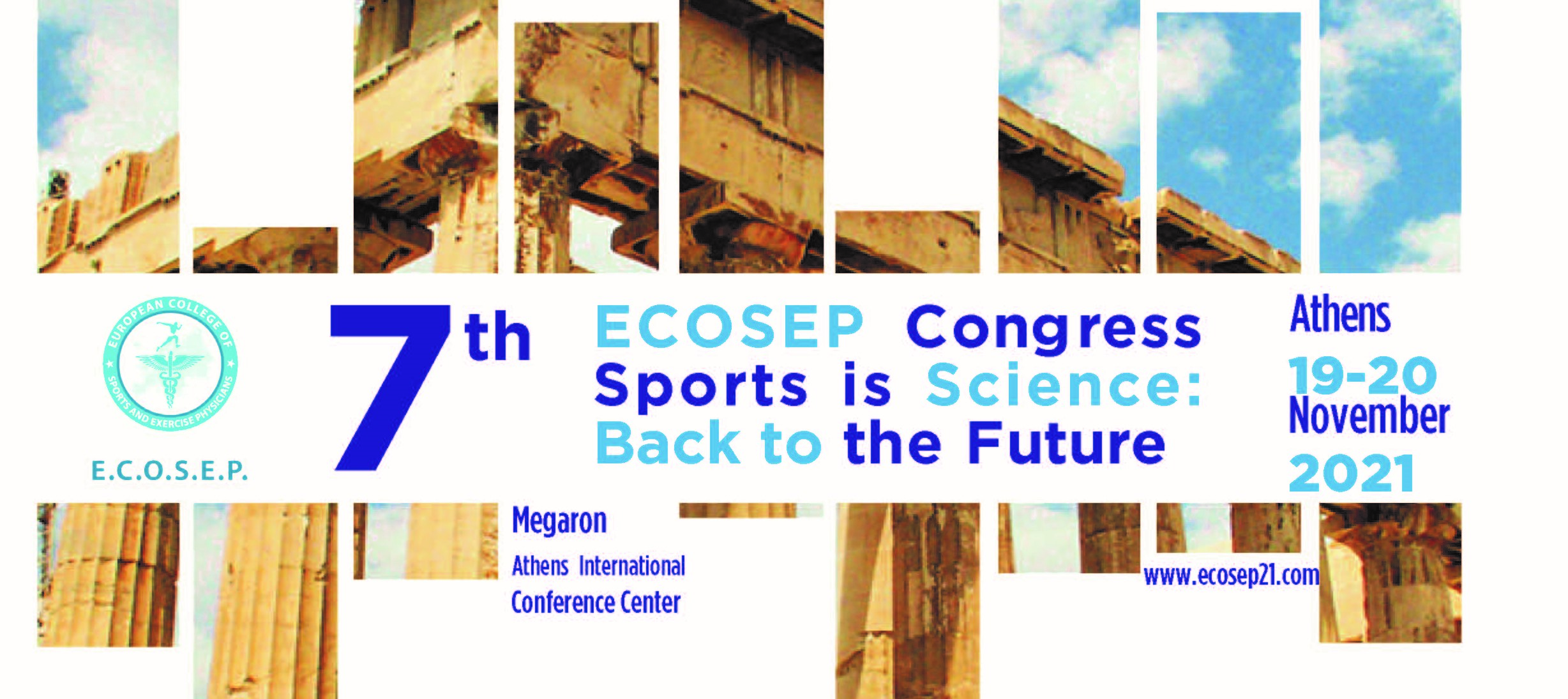 7th ECOSEP Congress Sports Is Science: Back To The Future